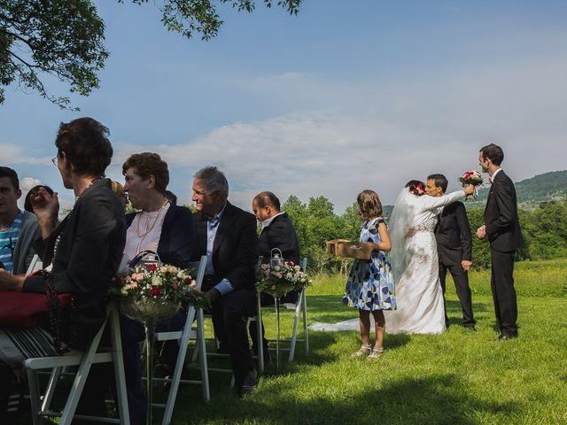 Il matrimonio di Luca e Federica a Oggiono, Lecco 40