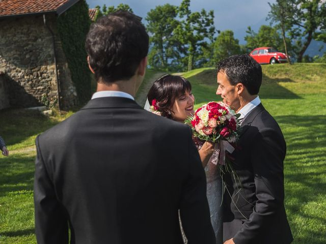 Il matrimonio di Luca e Federica a Oggiono, Lecco 43