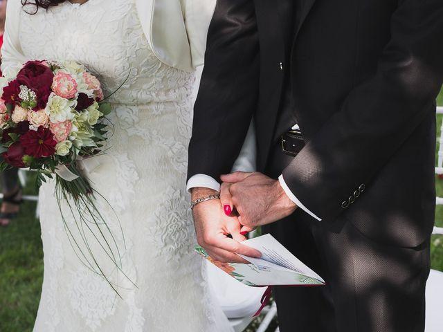 Il matrimonio di Luca e Federica a Oggiono, Lecco 46