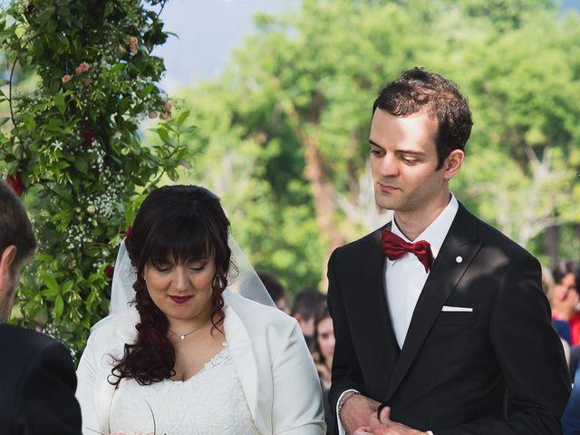 Il matrimonio di Luca e Federica a Oggiono, Lecco 48