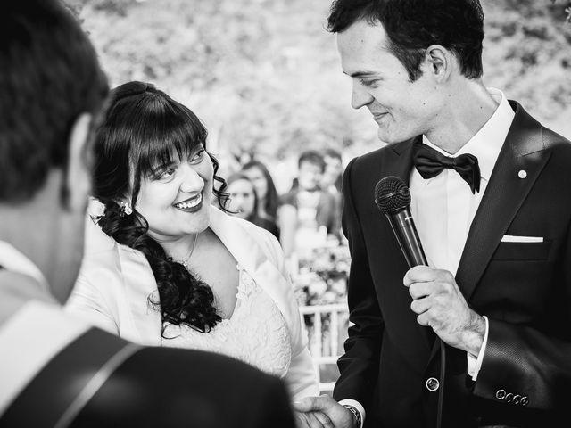 Il matrimonio di Luca e Federica a Oggiono, Lecco 51