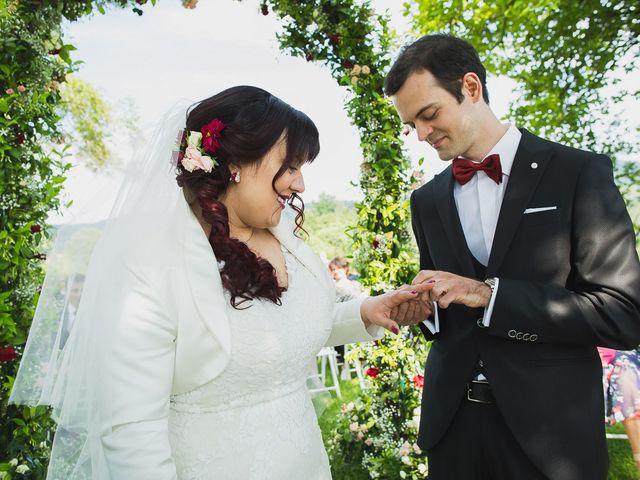 Il matrimonio di Luca e Federica a Oggiono, Lecco 56