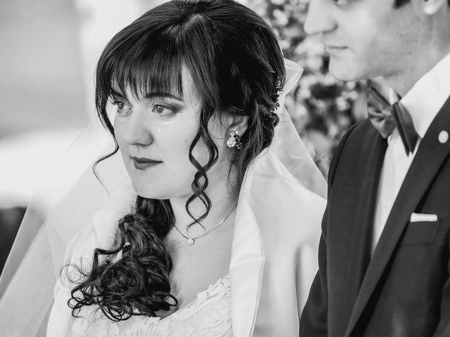 Il matrimonio di Luca e Federica a Oggiono, Lecco 57