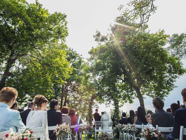 Il matrimonio di Luca e Federica a Oggiono, Lecco 61
