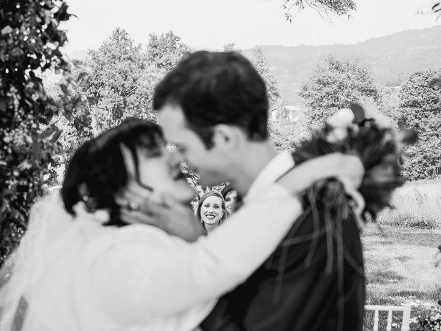 Il matrimonio di Luca e Federica a Oggiono, Lecco 62