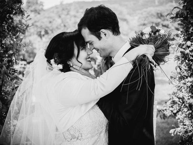 Il matrimonio di Luca e Federica a Oggiono, Lecco 63