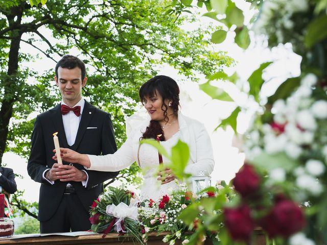Il matrimonio di Luca e Federica a Oggiono, Lecco 65