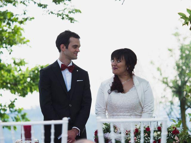 Il matrimonio di Luca e Federica a Oggiono, Lecco 66