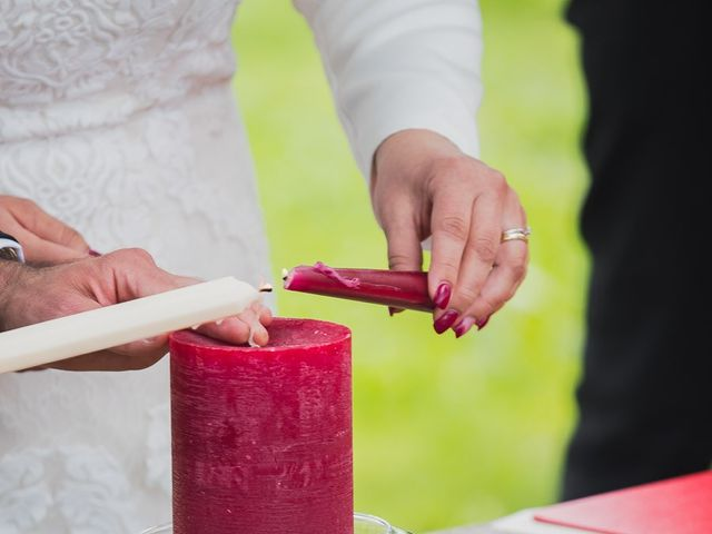 Il matrimonio di Luca e Federica a Oggiono, Lecco 67