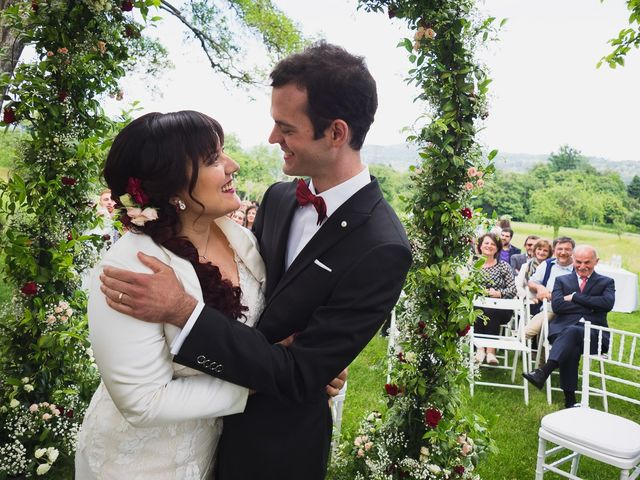 Il matrimonio di Luca e Federica a Oggiono, Lecco 72
