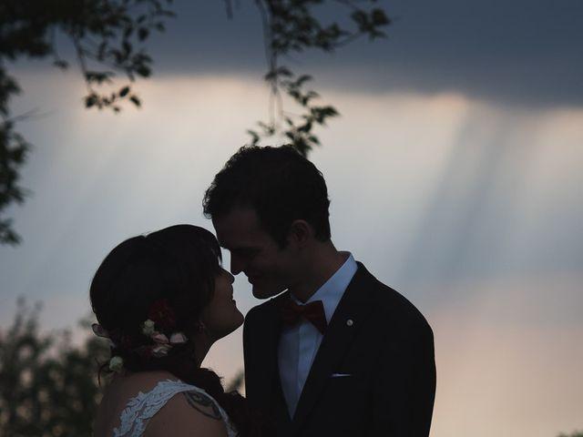 Il matrimonio di Luca e Federica a Oggiono, Lecco 81