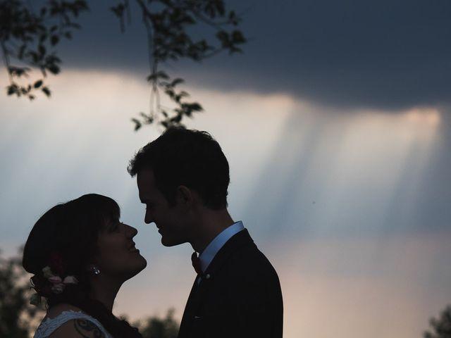 Il matrimonio di Luca e Federica a Oggiono, Lecco 1