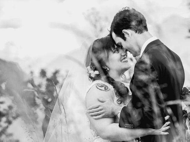 Il matrimonio di Luca e Federica a Oggiono, Lecco 84