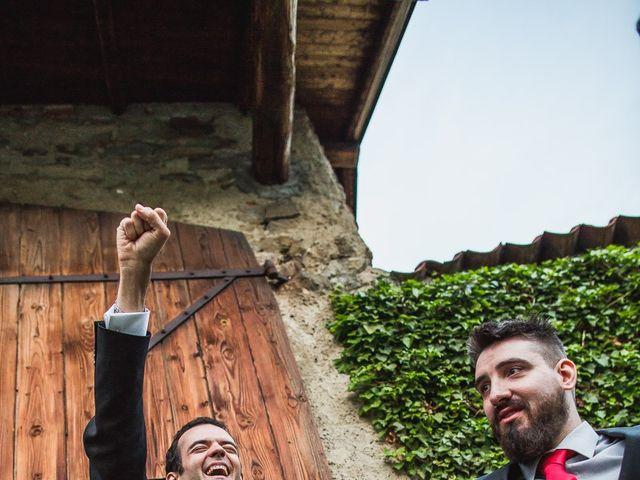 Il matrimonio di Luca e Federica a Oggiono, Lecco 95