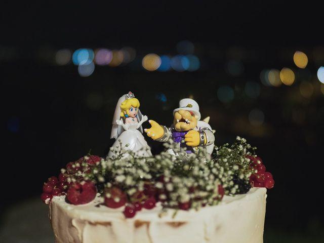 Il matrimonio di Luca e Federica a Oggiono, Lecco 100