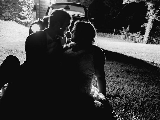 Il matrimonio di Luca e Federica a Oggiono, Lecco 111
