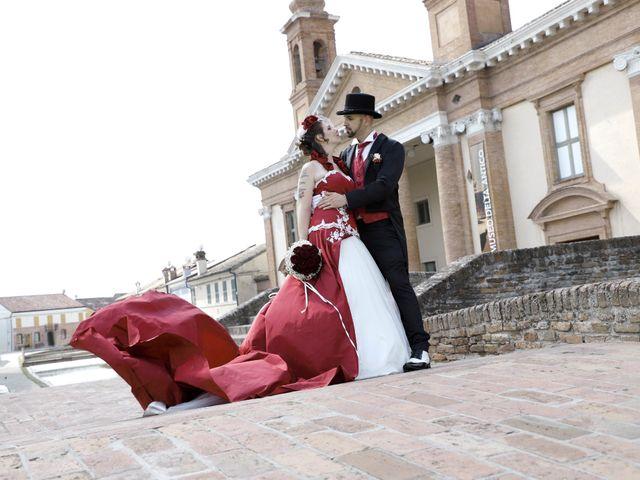Le nozze di Diego e Marika