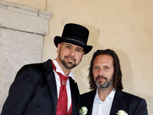 Il matrimonio di Marika e Diego a Comacchio, Ferrara 8
