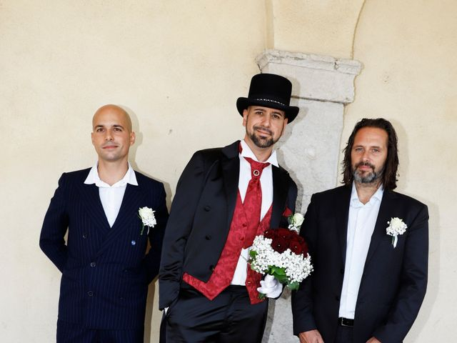 Il matrimonio di Marika e Diego a Comacchio, Ferrara 9