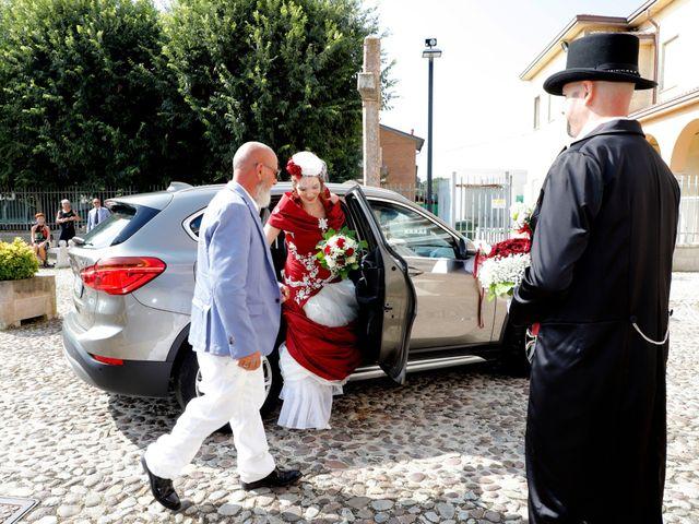 Il matrimonio di Marika e Diego a Comacchio, Ferrara 11