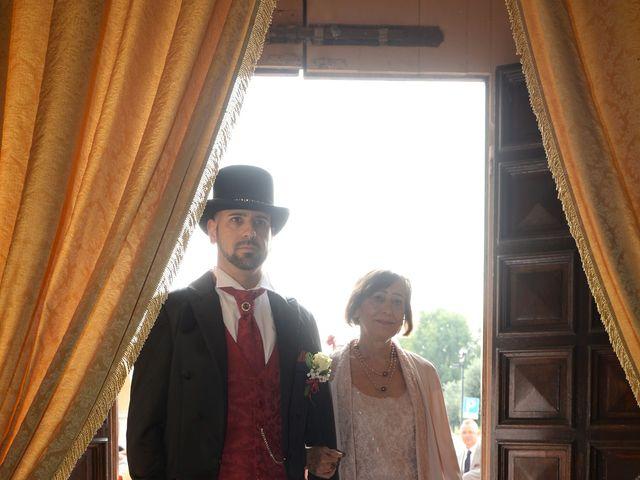 Il matrimonio di Marika e Diego a Comacchio, Ferrara 13
