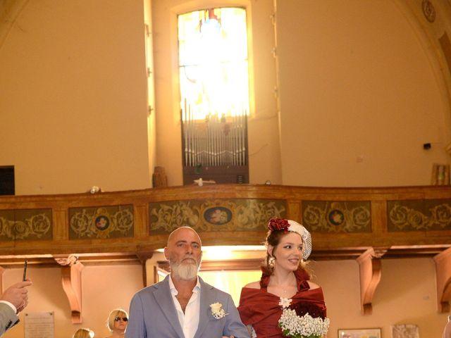 Il matrimonio di Marika e Diego a Comacchio, Ferrara 14