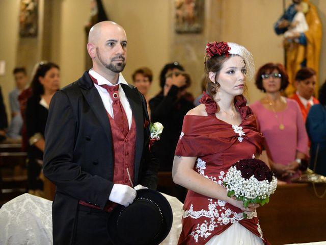Il matrimonio di Marika e Diego a Comacchio, Ferrara 16