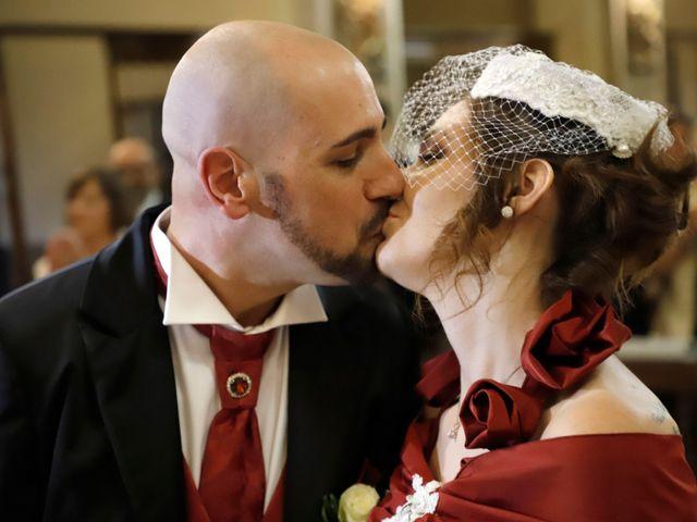 Il matrimonio di Marika e Diego a Comacchio, Ferrara 22