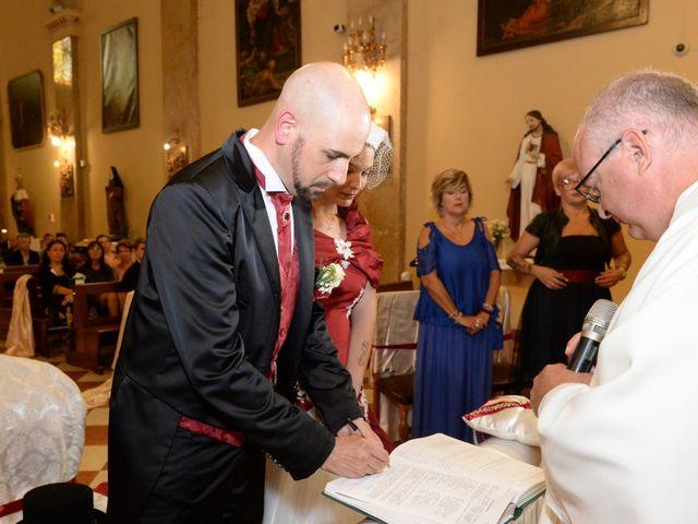 Il matrimonio di Marika e Diego a Comacchio, Ferrara 23