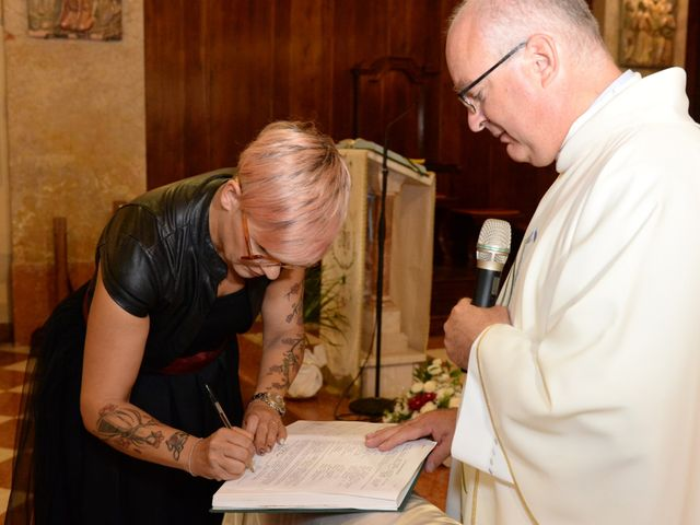 Il matrimonio di Marika e Diego a Comacchio, Ferrara 28