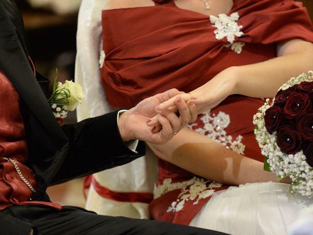 Il matrimonio di Marika e Diego a Comacchio, Ferrara 30