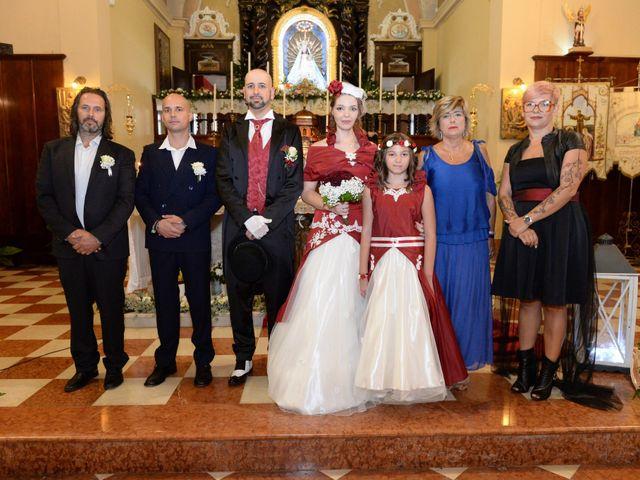 Il matrimonio di Marika e Diego a Comacchio, Ferrara 32