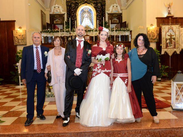 Il matrimonio di Marika e Diego a Comacchio, Ferrara 33