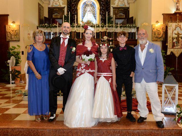 Il matrimonio di Marika e Diego a Comacchio, Ferrara 34