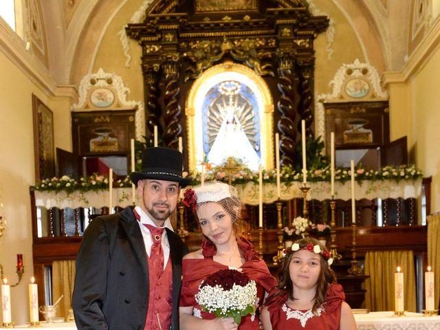 Il matrimonio di Marika e Diego a Comacchio, Ferrara 35