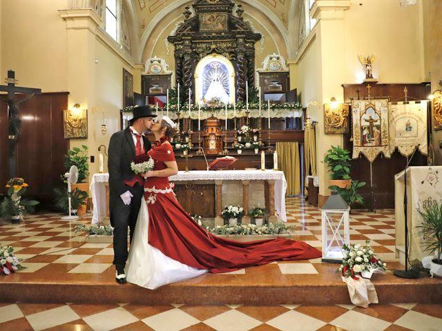 Il matrimonio di Marika e Diego a Comacchio, Ferrara 36
