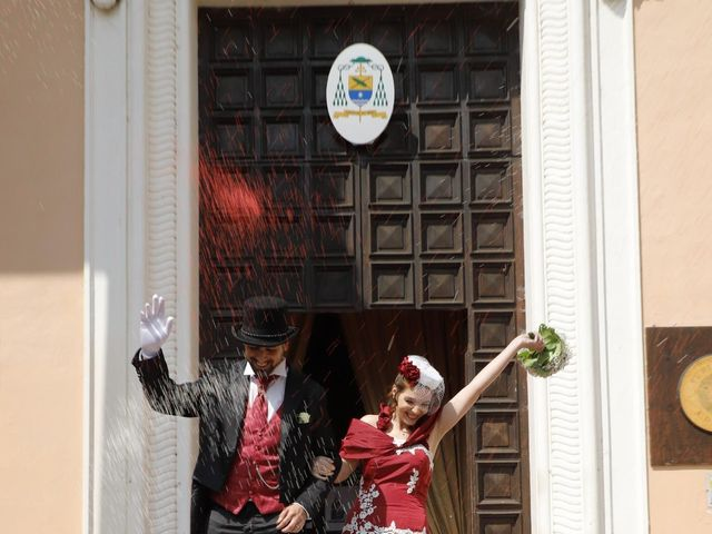 Il matrimonio di Marika e Diego a Comacchio, Ferrara 40