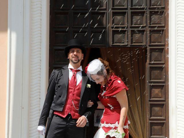 Il matrimonio di Marika e Diego a Comacchio, Ferrara 41