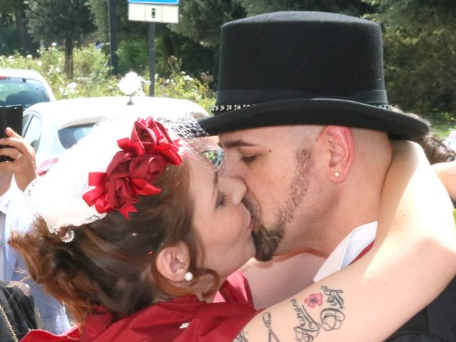 Il matrimonio di Marika e Diego a Comacchio, Ferrara 1