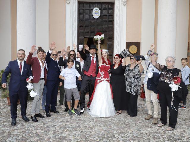 Il matrimonio di Marika e Diego a Comacchio, Ferrara 42