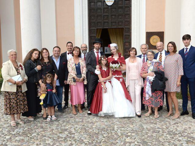 Il matrimonio di Marika e Diego a Comacchio, Ferrara 43