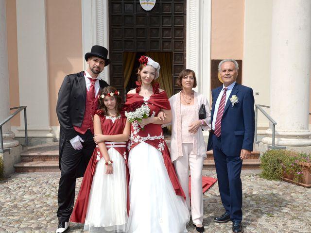 Il matrimonio di Marika e Diego a Comacchio, Ferrara 44