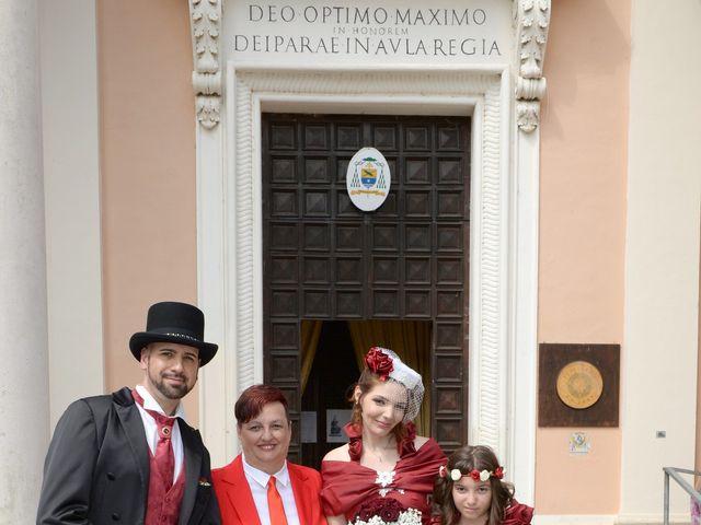 Il matrimonio di Marika e Diego a Comacchio, Ferrara 45