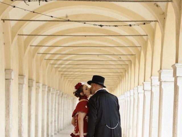 Il matrimonio di Marika e Diego a Comacchio, Ferrara 46