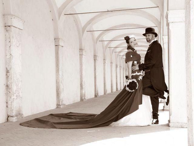 Il matrimonio di Marika e Diego a Comacchio, Ferrara 48