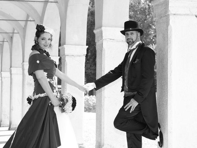 Il matrimonio di Marika e Diego a Comacchio, Ferrara 49