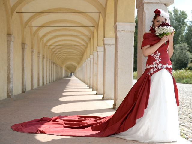 Il matrimonio di Marika e Diego a Comacchio, Ferrara 51