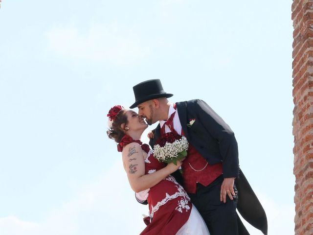 Il matrimonio di Marika e Diego a Comacchio, Ferrara 53
