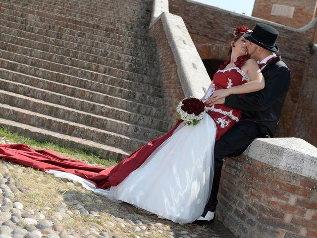 Il matrimonio di Marika e Diego a Comacchio, Ferrara 56