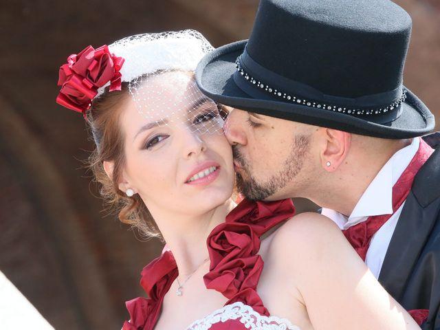 Il matrimonio di Marika e Diego a Comacchio, Ferrara 57